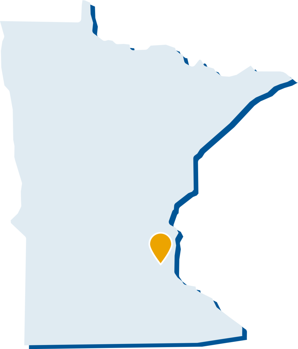 This League is within the 7-county Twin Cities metro area.