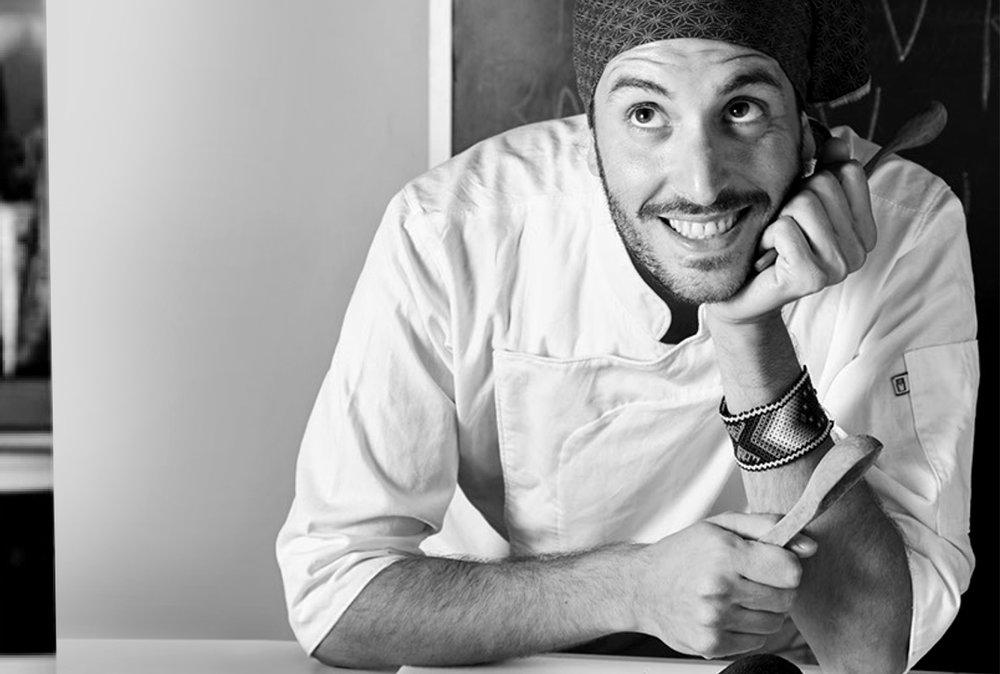 Javier Medvedovsky   Chef Raw Food y Autor Espiritual Chef