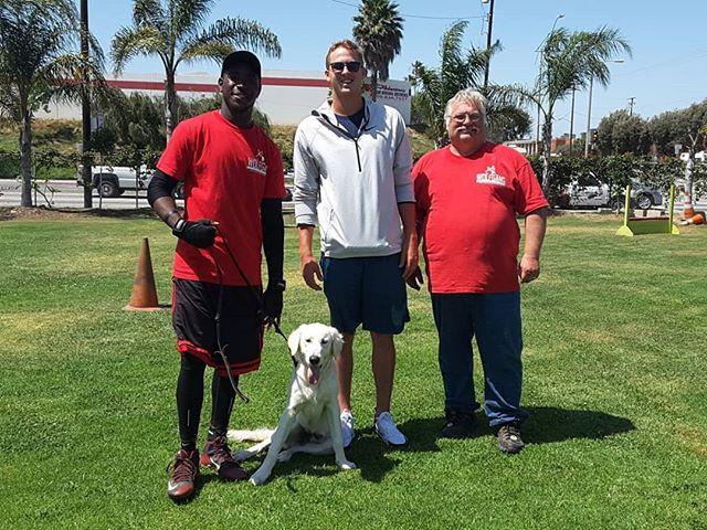 Where do the stars go for dog training? They come to Wolfgang! . . #WolfgangExpertDogTraining #WolfgangExpertDogTrainer #DogTraining #DogTrainer #WinterDays #WinterWeather #NothingButTheBest #LosAngeles #SoCal #SouthernCalifornia #DogsOfInstagram #WorkHardPlayHard #InKennelTraining #Gardena #Hollywood #WestHollywood #BeverlyHills #RodeoDrive #RunyonCanyon #ExpertTrainers #FunInTheSun #ProtectionDog #ProtectionDogs #ProtectionGSD