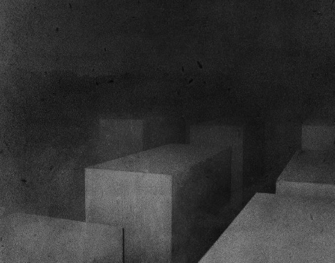 Honorable Mention: Memorial to the Murdered Jews of Europe by  Daren You