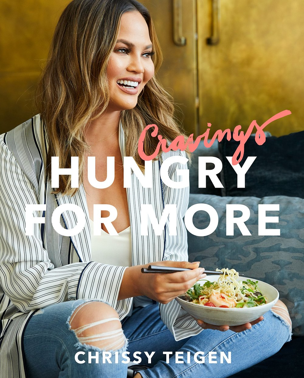 Cravings: Hungry For More cookbook by Chrissy Teigen | Didn't I Just Feed You podcast