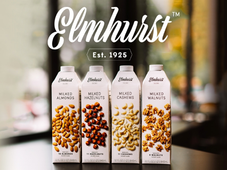 Elmhurst plant-based milks | Didn't I Just Feed You podcast [sponsor]