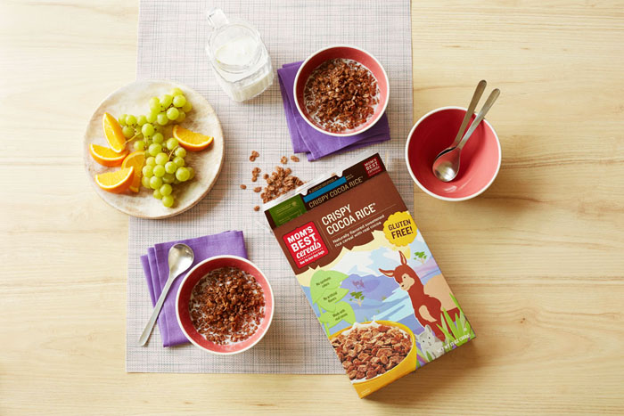 Mom's Best Cereals: Delicious, kid-favorite flavors like Crispy Cocoa Rice made without artificial ingredients or high-fructose corn syrup | Didn't I Just Feed You podcast