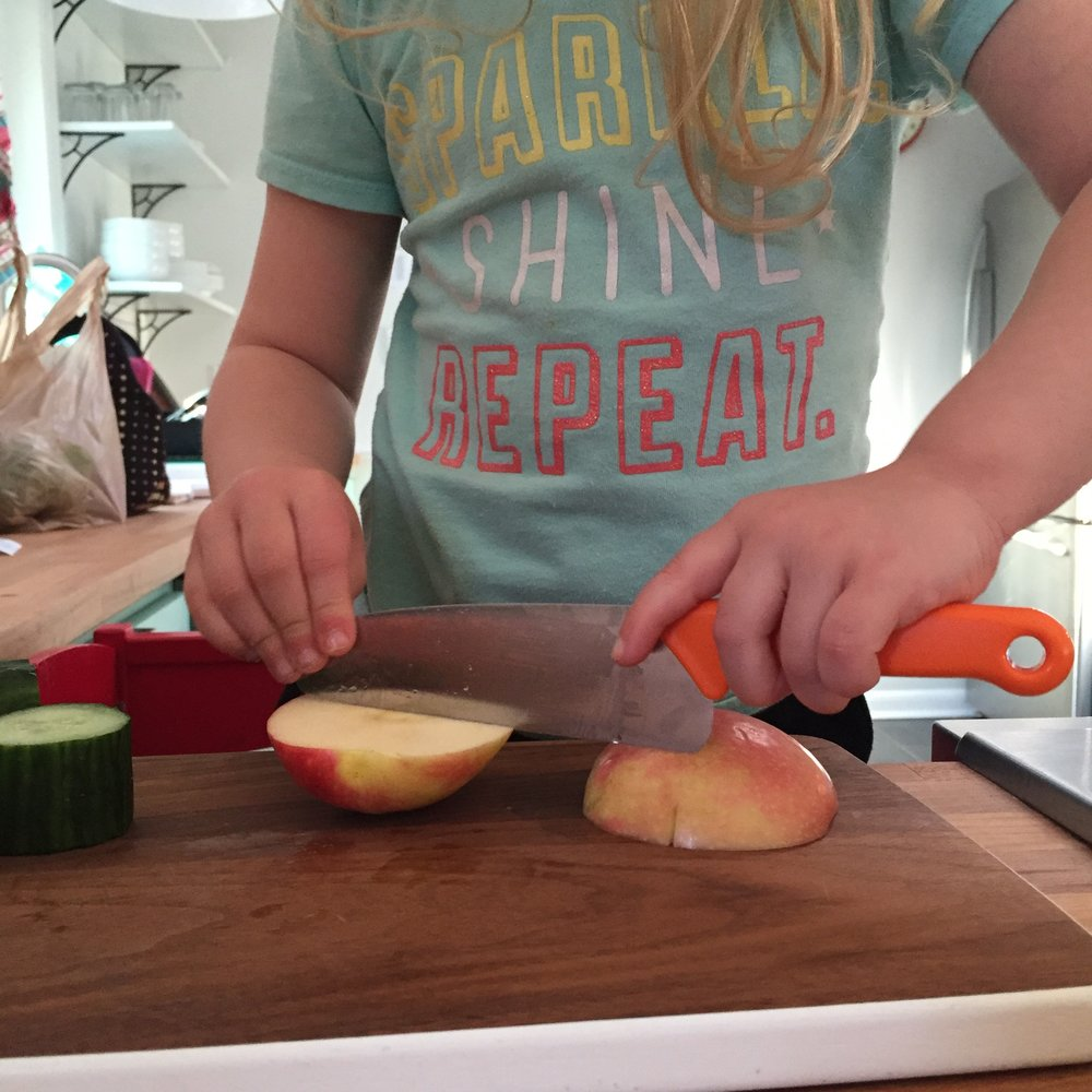 Try This At Home Tip: Get your kids cooking | Didn't I Just Feed You podcast