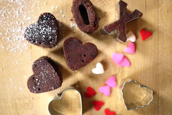 How to make easy classroom treats: Valentine's Day brownies | Didn't I Just Feed You, a food podcast just for parents