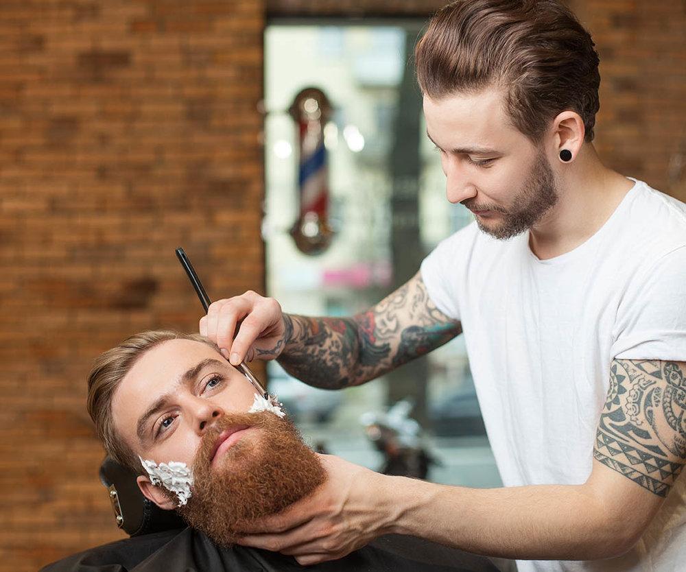 Barbershops - GET CUTTIN'
