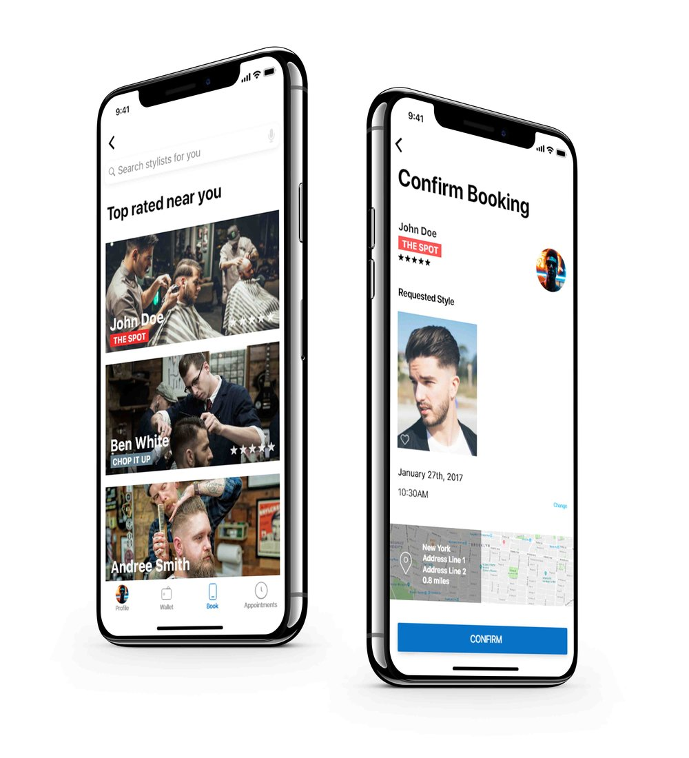 The best haircut booking app - At Klipped, we believe that your next haircut should be your best. Our mission is to simplify the way you connect and communicate with your hair stylist so that you always get the haircut you want.Download our iOS app for free today and start booking your haircut the right way!