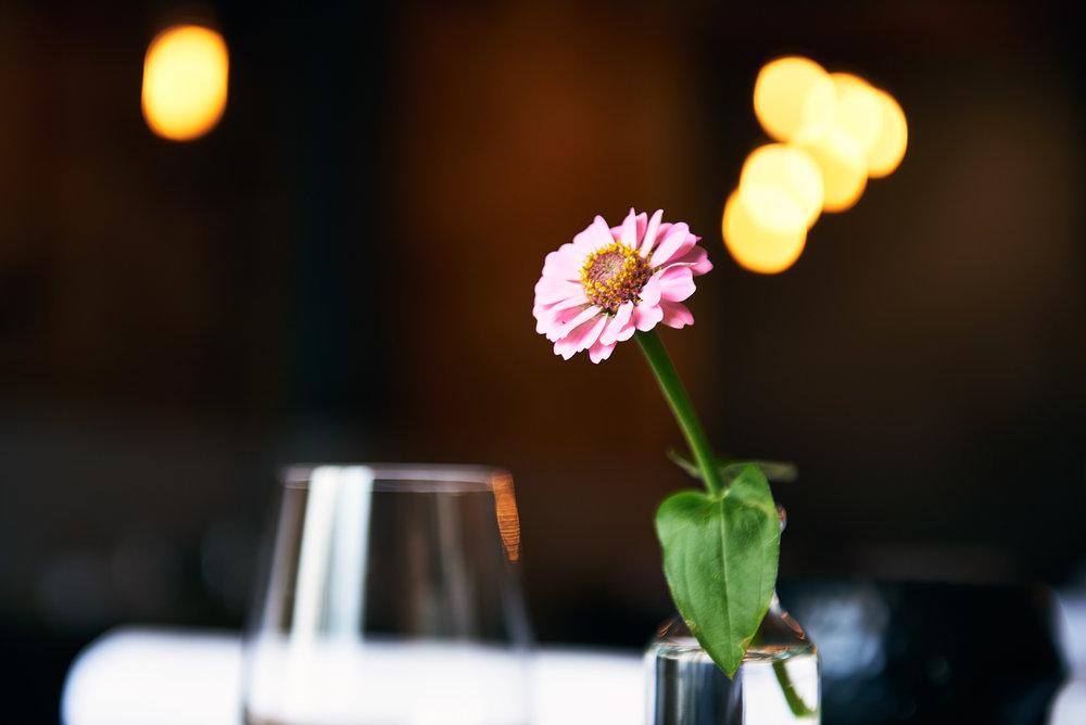 wild flowers in essex, locally sourced produce in essex, best restaurant in essex