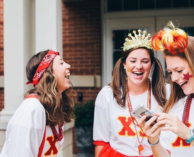 more than excited to see our new hooties run through our doors in FIFTY DAYS !!!! Don't forget, registration for recruitment ends July 29th so if you're thinking about going greek, head over to @au_panhellenic website to register! #CelebrateChiO