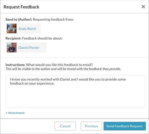 screenshot of request feedback modal with written instructions.png