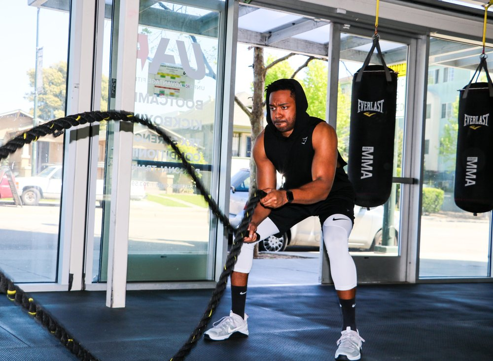 Personal Training - Wanna be bigger? SMaller? Stronger? Leaner? As an NASM certified Personal trainer, I can help you reach your fitness goals, whatever they are.