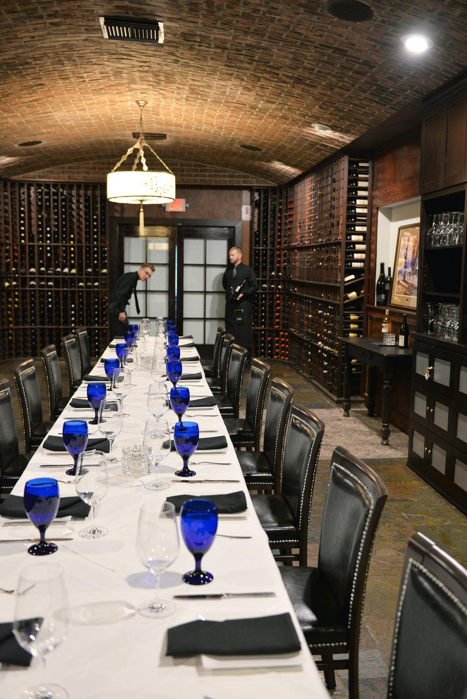 Wine library 07, Dragana Harris.JPG