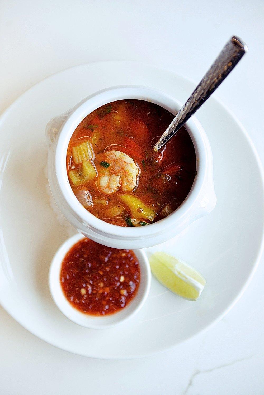 Seafood Soup 05, Dragana Harris.JPG