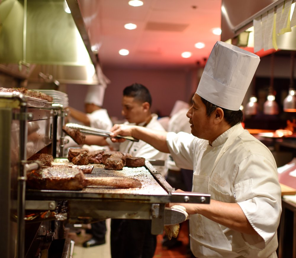 Chefs Cooking Steaks - Kimberly Park.JPG