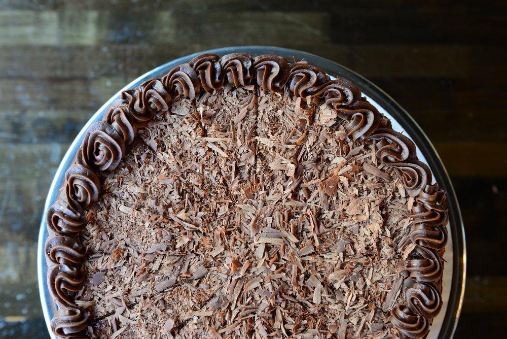 DISH Petite Sweets Chocolate Cake 07 by Dragana Harris.JPG