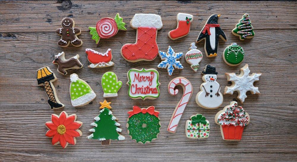Xmas cookies 22 by Dragana Harris.JPG