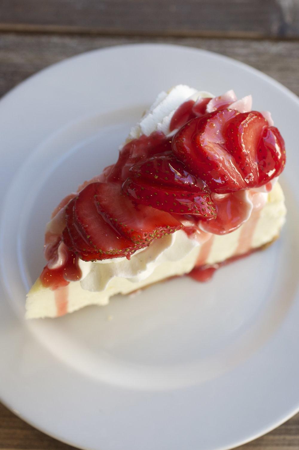 NY Cheesecake with Strawberry, Kimberly Park.jpg