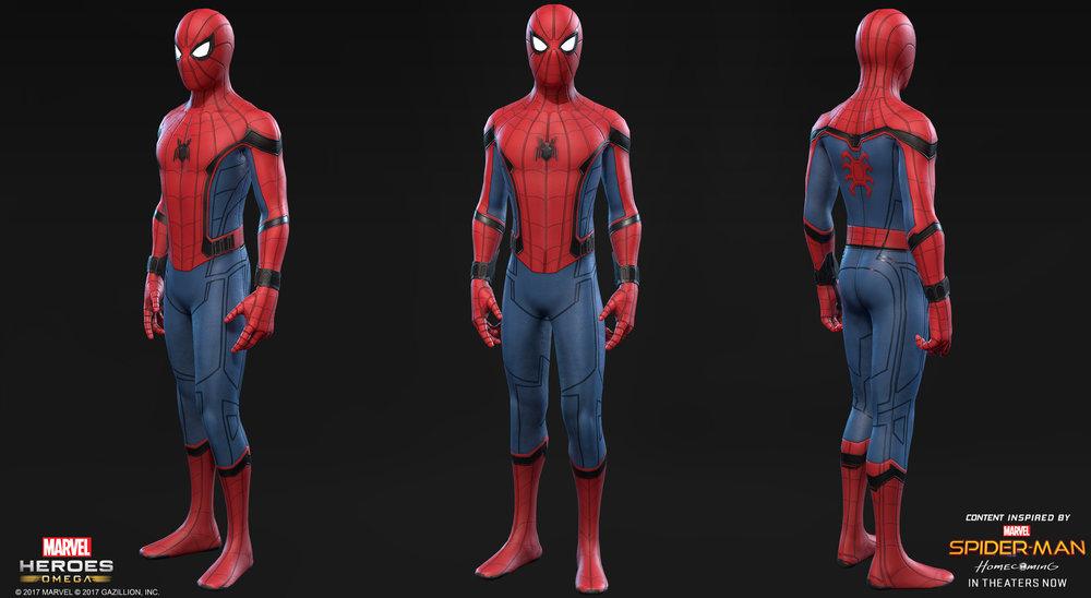 SpidermanHomecoming_Poses.jpg