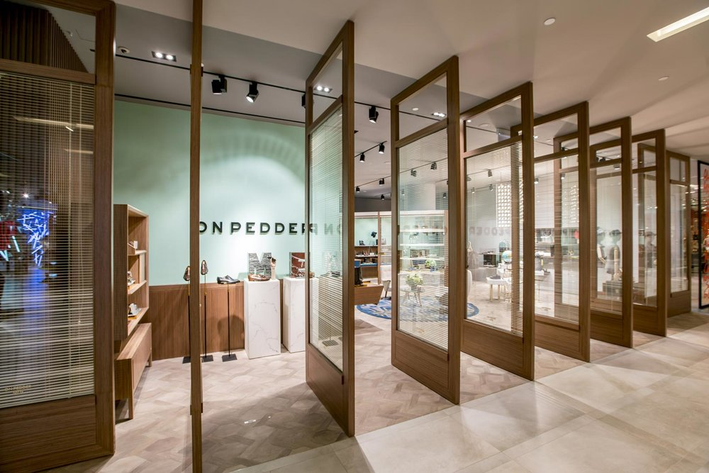 ACDO / Pedder On Scotts / Master Planning / Singapore