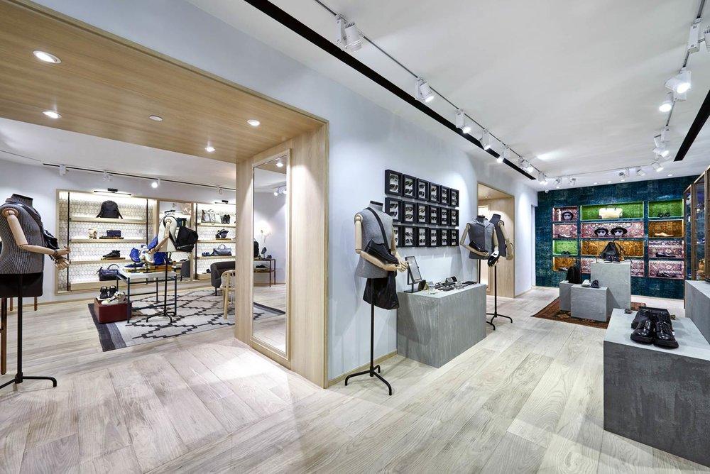 ACDO / Interior Design / On Pedder Men