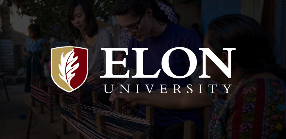 Date  June 2016 |  Client  Elon University |  Services  design, UX, development