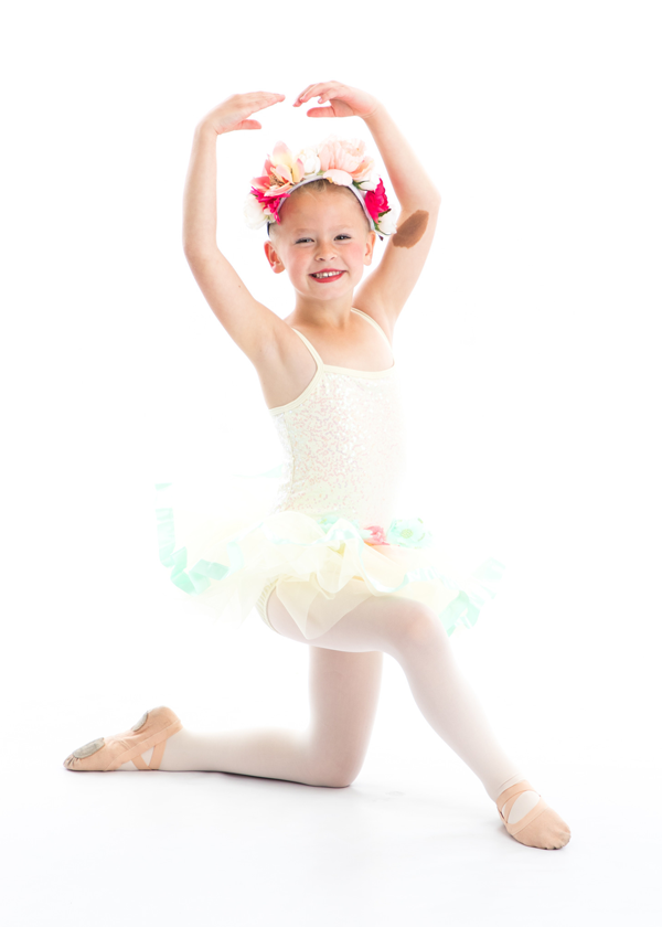 BALLET - Just Dance's Ballet program is designed for dancers who have completed fundamental study in dance techniques and strive to improve their dance ability. We focus on extension, flexibility, endurance, grace, terminology and technique. As dancers develop strength, they advance through all levels of Ballet prior to the Pointe Program.
