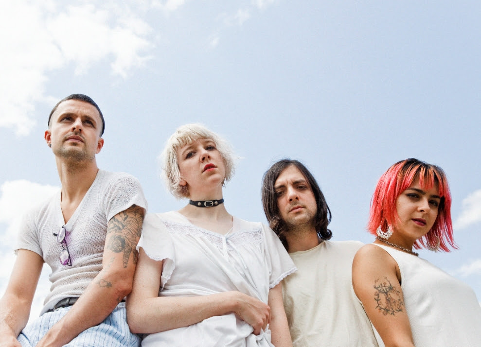 Dilly Dally - Photo Credit: Vanessa Heins