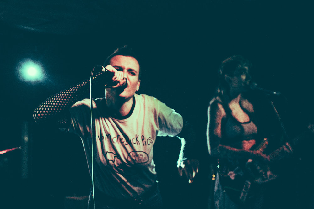 The Menstrual Cramps - Sebright Arms - 10.09.2018 - Ant Adams-5.jpg