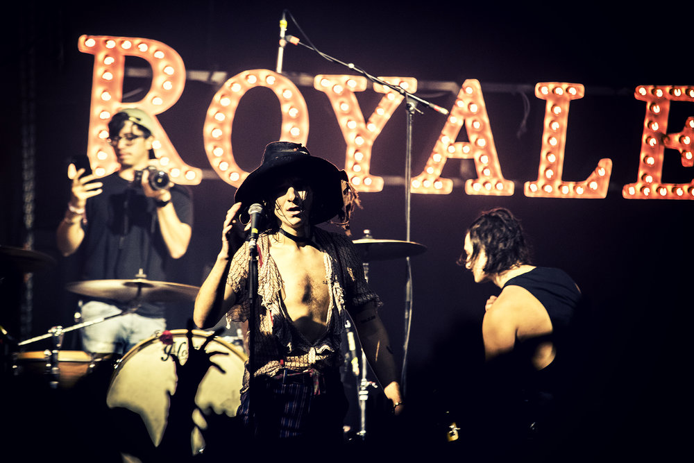 Palaye Royale - Electric Brixton, London - 07.10.18 - Rachel Prew (16).jpg