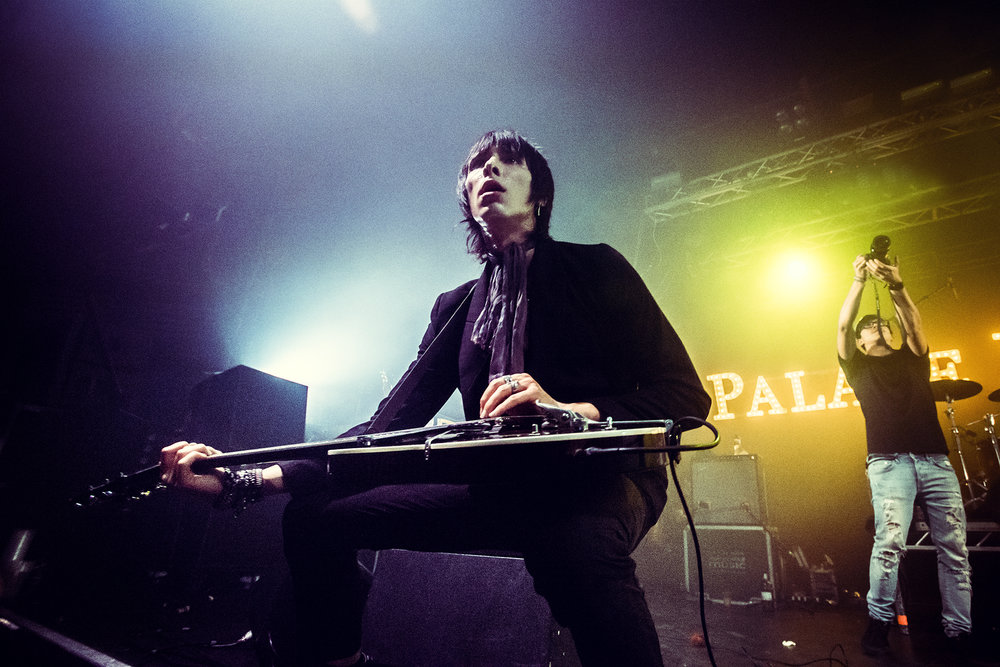 Palaye Royale - Electric Brixton, London - 07.10.18 - Rachel Prew (13).jpg