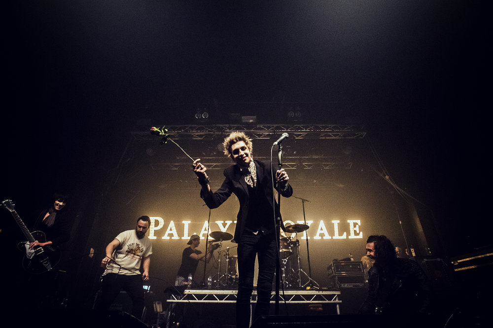 Palaye Royale - Electric Brixton, London - 07.10.18 - Rachel Prew (10).jpg