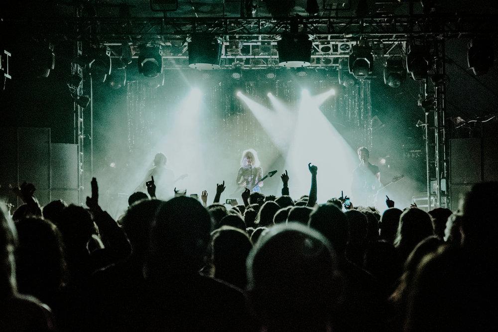 Live Review Black Honey Electric Ballroom London