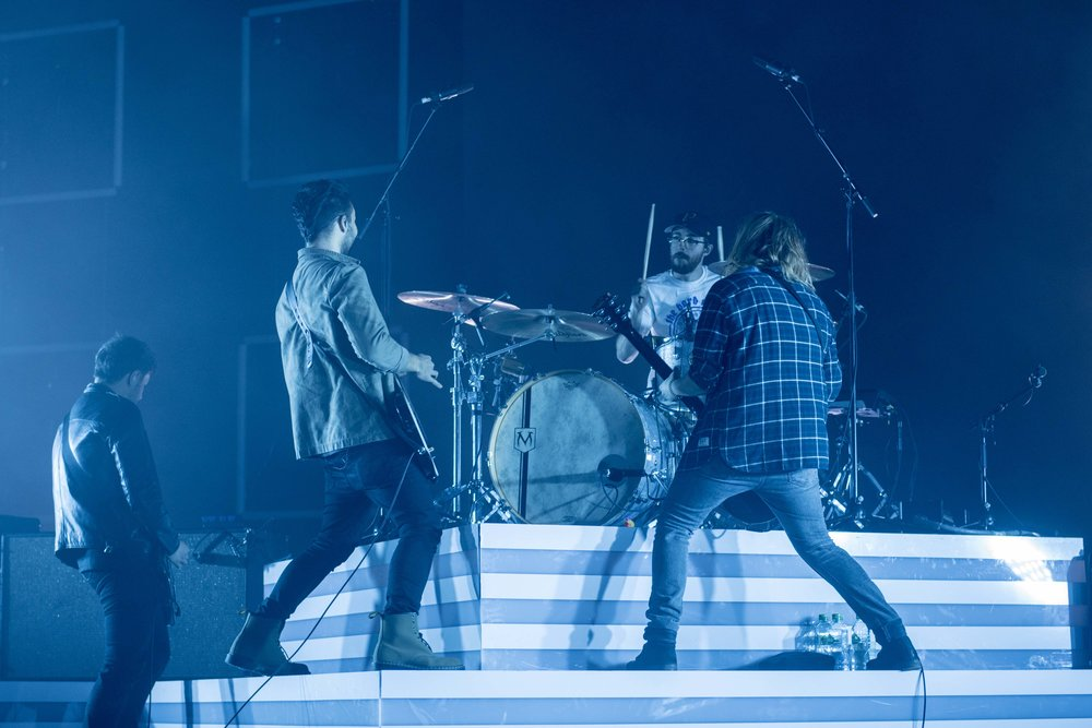 Nothing But Thieves - O2 Apollo - 20-11-2018 - Manchester 10.jpg