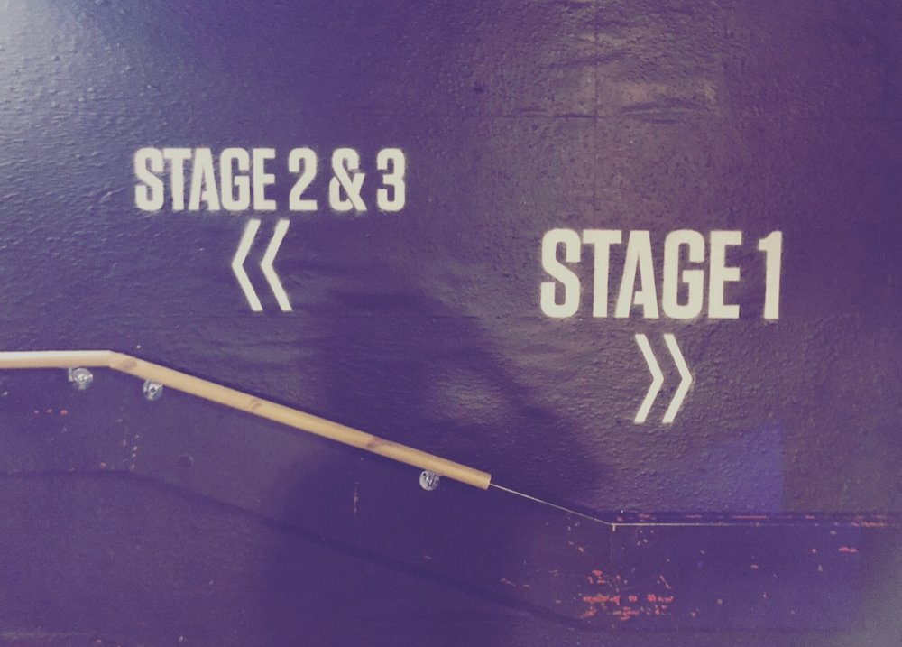 Which stage are we on? The big one!?