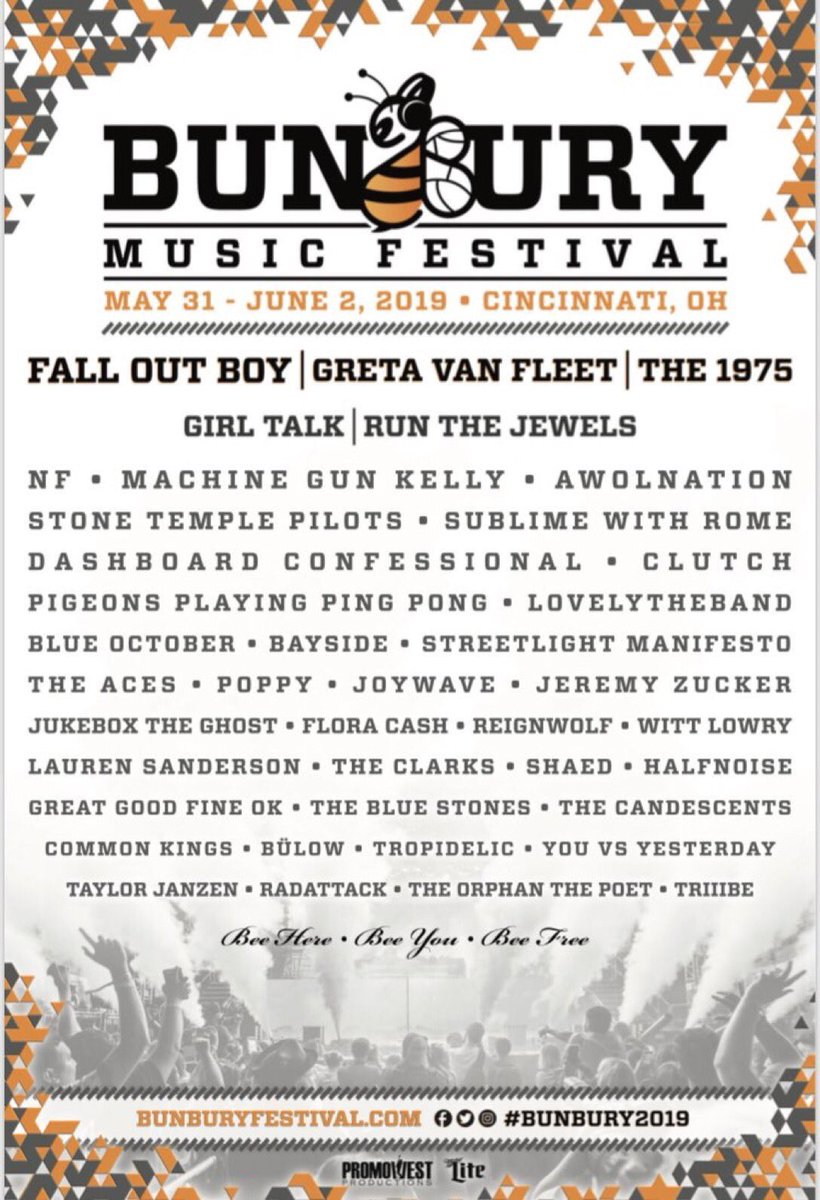 Bunberry Festival 2020.News Wthb When The Horn Blows