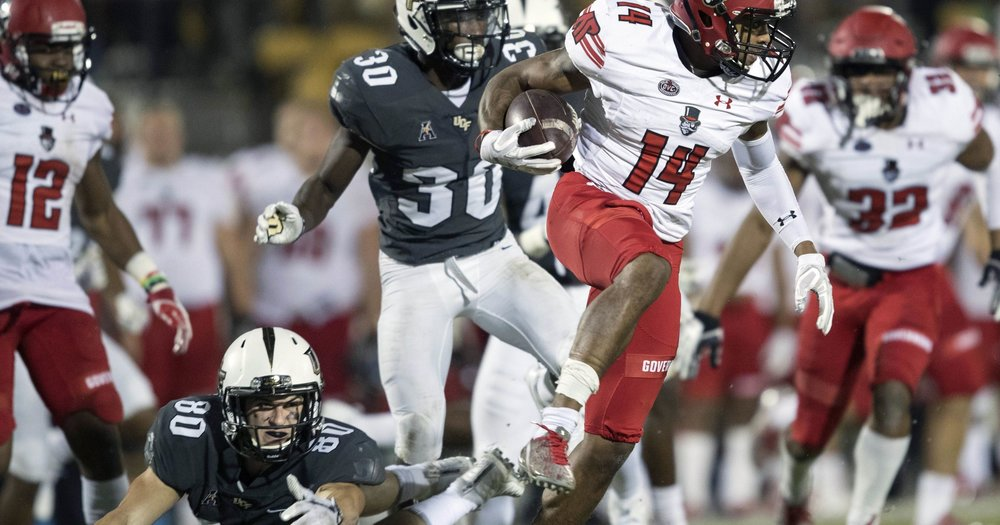 Photo: USA Today - Austin Peay v. UCF - 2017
