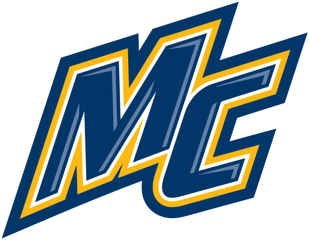 Merrimack Warriors logo provided by Wikipedia.