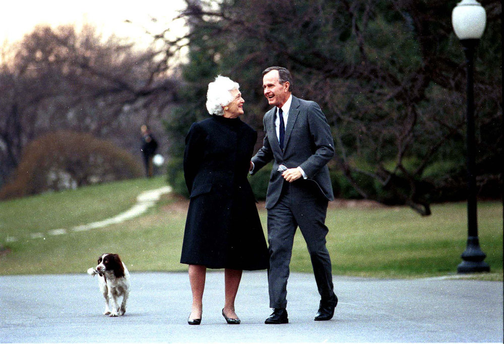 Photograph Courtesy of the George Bush Presidential Library and Museum