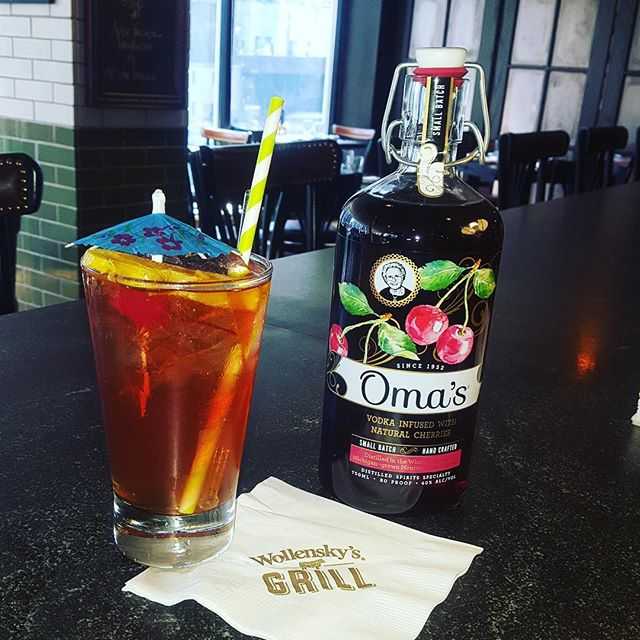 🔥🍒🔥Recipe!  The Cherry Circus 1 oz Oma's 🍒 Peanut and Banana Rum 🍌 Cream Soda  Orange Wedge 🍊 ... You can find this delicious #omasspirits cocktail at Smith & Wollensky! ... ... ... ... #chicago #craftcocktails #drinks #drink #cherryvodka #craftbartender #bartender #barman #barwoman #mixologist #mixology #drinkporn #recipes #drinkrecipe #drinkphotography #drinkphoto #foodporn #foodpost #sundayfunday #weekendvibes✌️ #omas #craftdrinks #distillery #startup #chicagodrinks #playhard