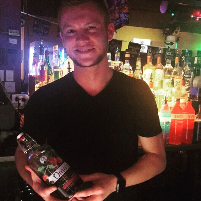 Honored to have Oma's Cherry Infused Vodka as part of the festivities at Gator Jakes in Sterling Heights, MI!! 🍒🔥#drinklocal ... ... ... #puremichigan #allnatural #craftspirits #detroit #cherries #oma #omasspirits #steringheights #michigan #shots #infusedvodka