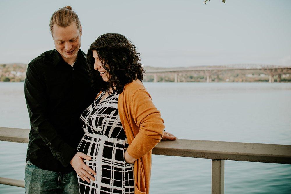 Maternity Shoot, Beacon NY