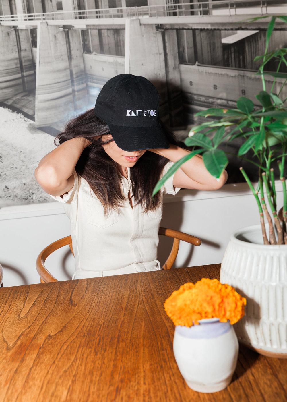 K2TOG HAT | $30