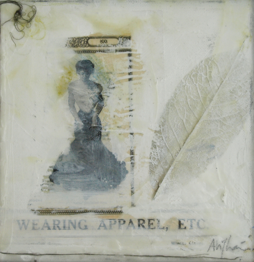 "wearing apparel, etc.  10""x10"""