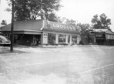 Grogan's in the 1940's