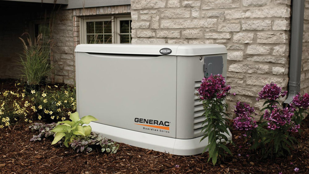 Automatic Backup Power Generac Generator Backup Power Solutions, Elora, Ontario