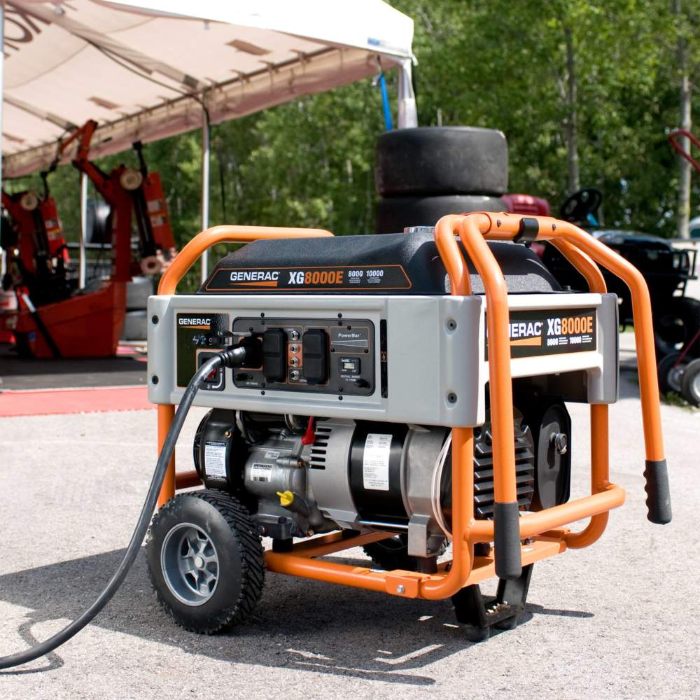 Backup Power Solutions, Manual Backup Power Generac Generator, Elora, Ontario