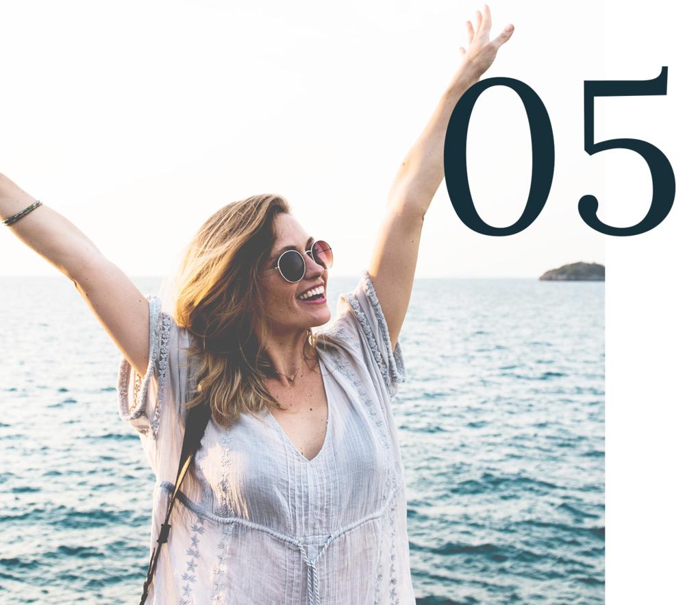 Get excited, you're about to launch your new website!