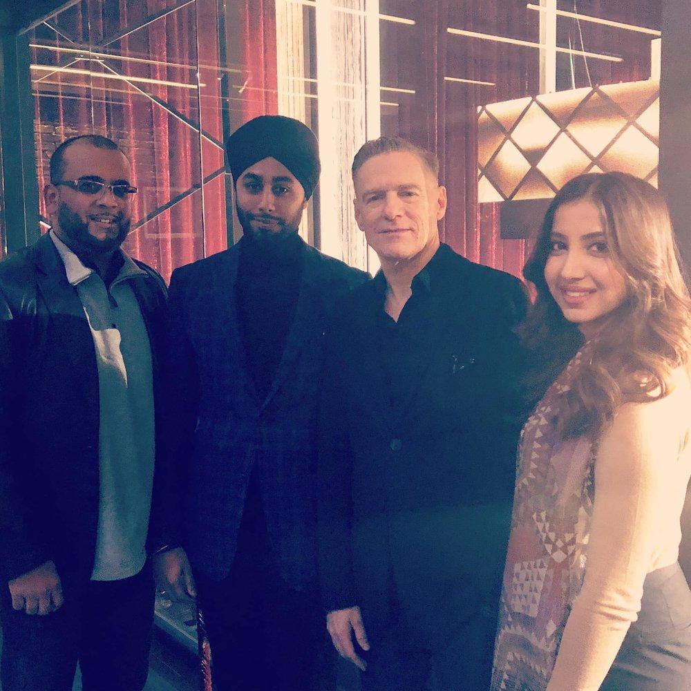 With Bryan Adams at CBC- International _ Canadian Music Icon - 2018 .jpg