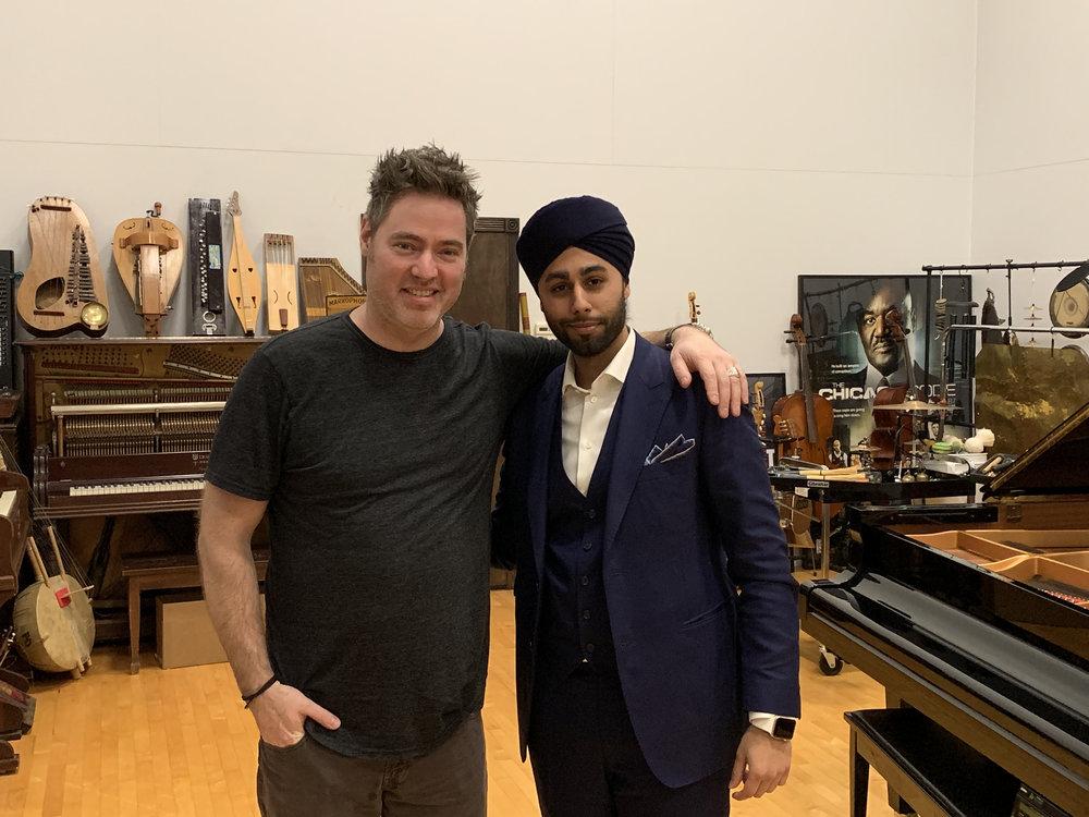 Robert Duncan and Gagan Singh.jpg