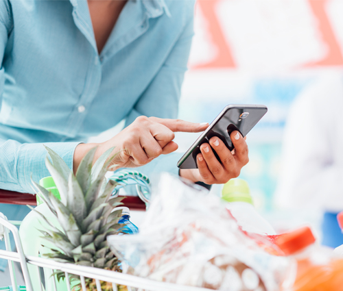 woman grocery shopping with app.jpg